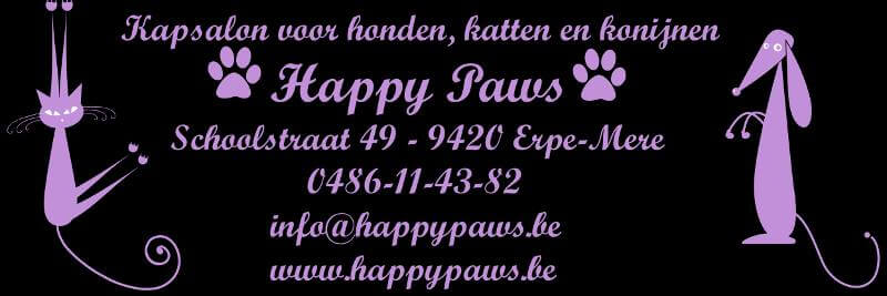hondentrimmers Antwerpen Happy Paws